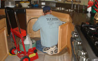 drain cleaning and hydro-jetting
